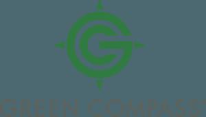 green compass logo
